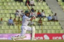 Ariful Haque plays one on the off side, Bangladesh v Zimbabwe, 1st Test, Sylhet, 2nd day, November 4, 2018