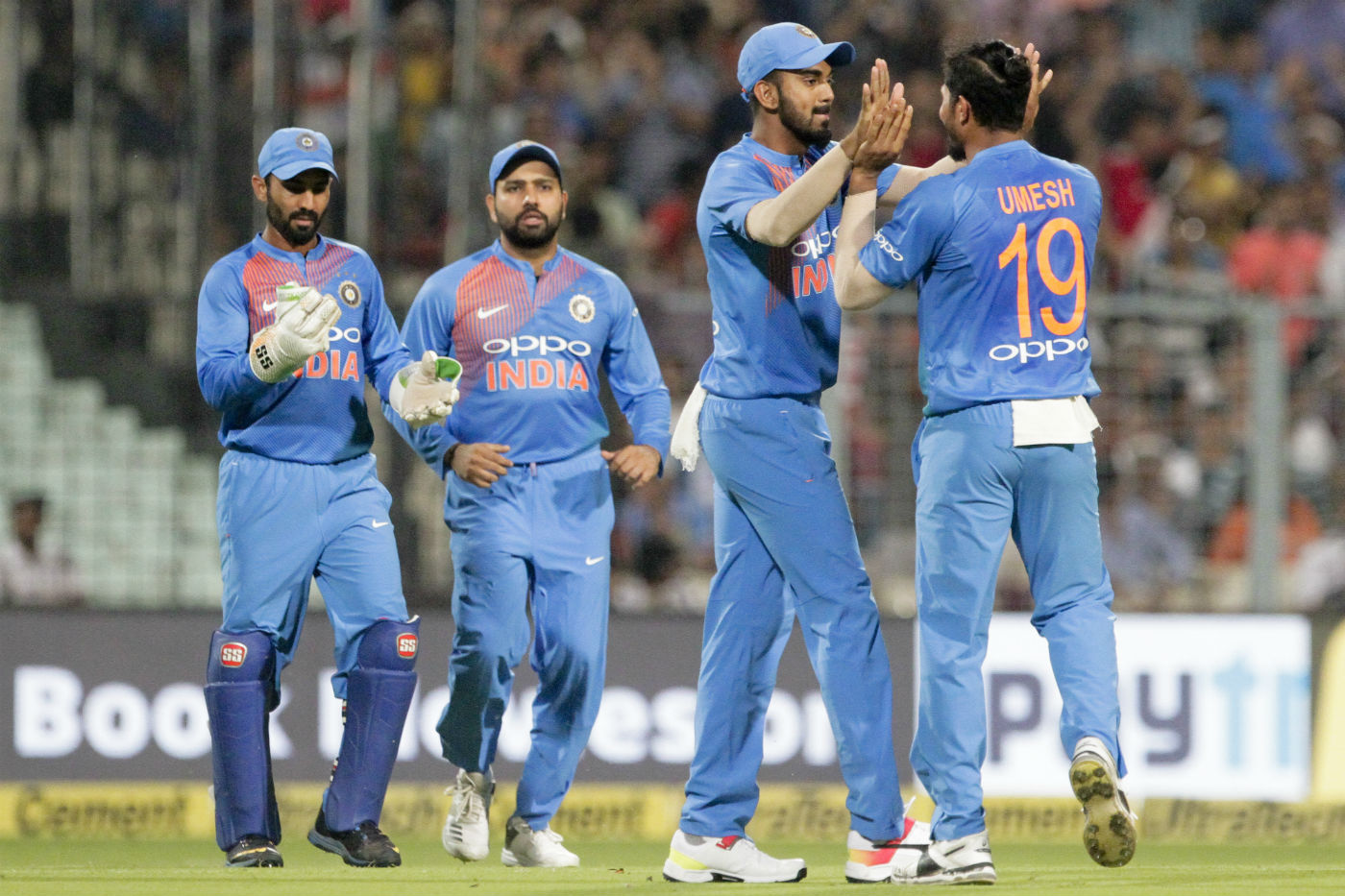 India vs Windies, 2018: 1st T20I – Statistical Highlights