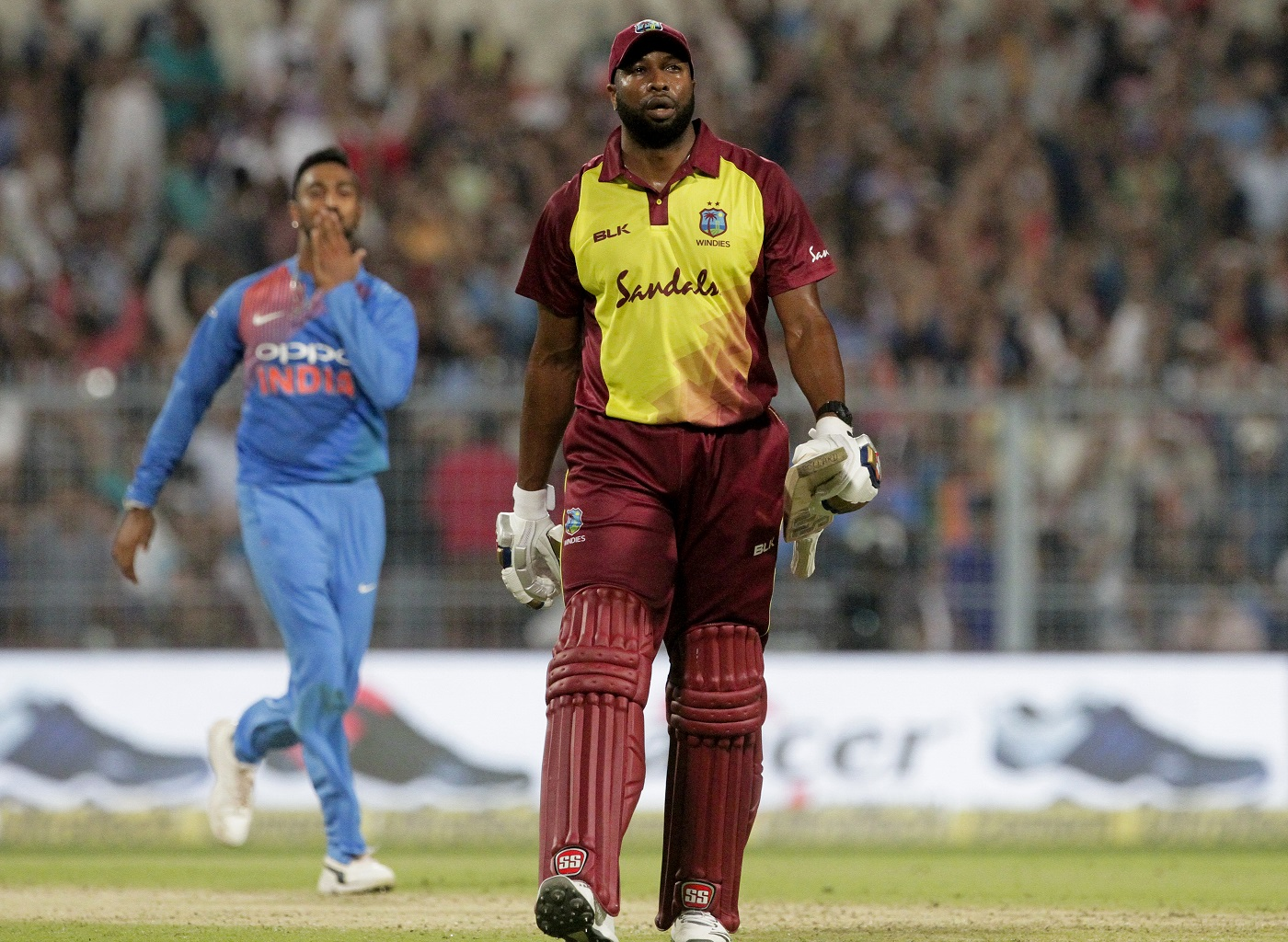 India vs Windies, 2018: 1st T20I – Statistical Highlights 2