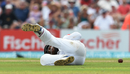 Kusal Mendis fails to hold on to a catch at short leg, Sri Lanka v England, 1st Test, Galle, 1st day, November 6, 2018