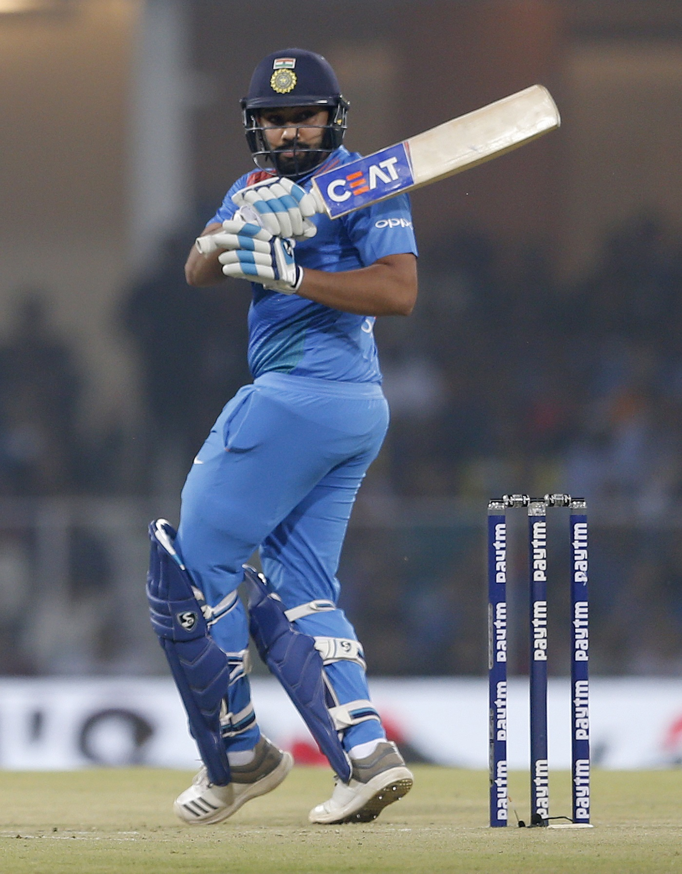 Four Indians In Cricket Australia's ODI Team Of The Year 1