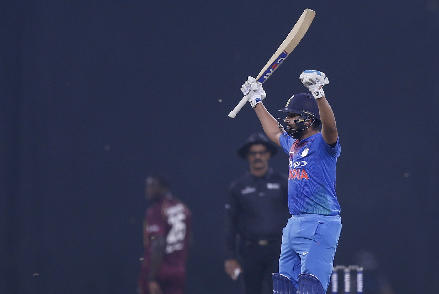 Mightily Impressed With Rohit Sharma's Captaincy, Says VVS Laxman
