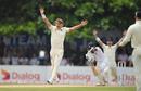 Sam Curran claimed an early lbw, Sri Lanka v England, 1st Test, Galle, 2nd day, November 7, 2018