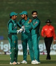 Mohammad Hafeez's action was in focus, Pakistan v New Zealand, 1st ODI, Abu Dhabi, November 7, 2018