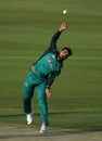 Shadab Khan took three wickets in four balls, Pakistan v New Zealand, 1st ODI, Abu Dhabi, November 7, 2018