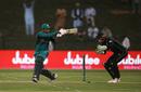 Sarfraz Ahmed plays a pull, Pakistan v New Zealand, 1st ODI, Abu Dhabi, November 7, 2018