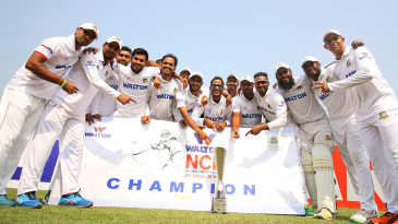 Rajshahi Division, after becoming NCL champions 2018