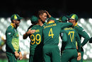 Dwaine Pretorius bagged three wickets, Australia v South Africa, 2nd ODI, Adelaide, November 9, 2018