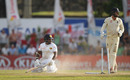 Rangana Herath was run out in his final Test innings, Sri Lanka v England, 1st Test, 4th day, Galle, November 9, 2018
