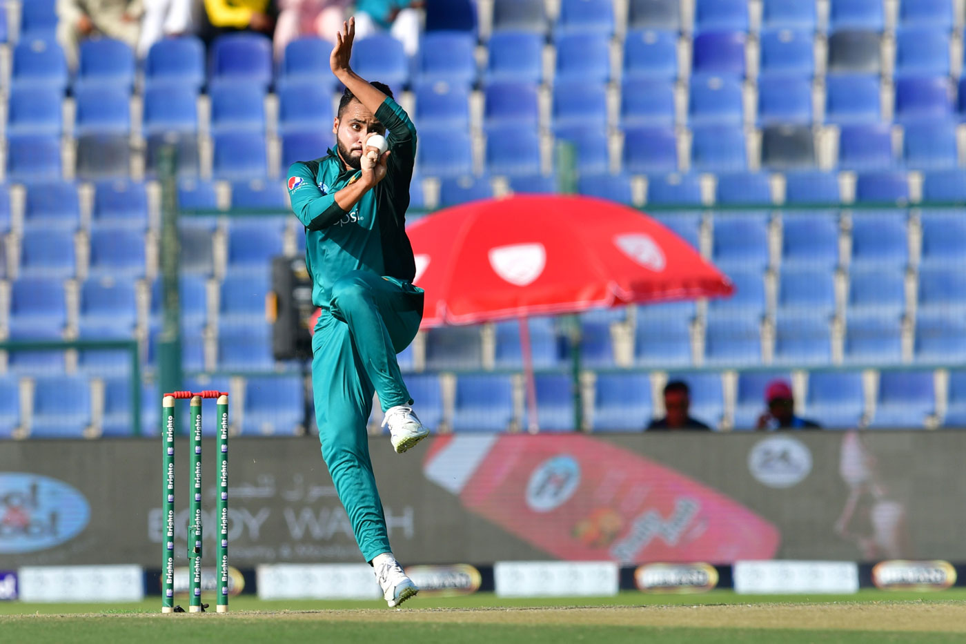 Faheem Ashraf to be rested for remainder of the ODI series against Australia