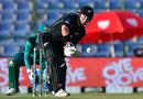Henry Nicholls looks to flick into the leg side, Pakistan v New Zealand, 2nd ODI, Abu Dhabi, November 9, 2018