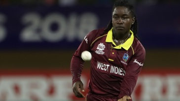 Deandra Dottin's juggling act after an impressive show with the ball