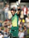 Faf du Plessis led from the front , Australia v South Africa, 3rd ODI, Hobart, November 11, 2018