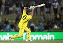 Marcus Stoinis took up the attack for Australia, Australia v South Africa, 3rd ODI, Hobart, November 11, 2018