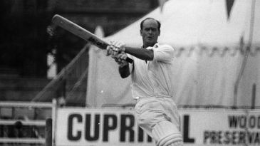 Brian Close made his Test debut in 1949 and played his first ODI 23 years later, in 1972