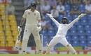 Niroshan Dickwella appeals successfully against Ben Stokes, Sri Lanka v England, 2nd Test, Pallekele, 1st day, November 14, 2018