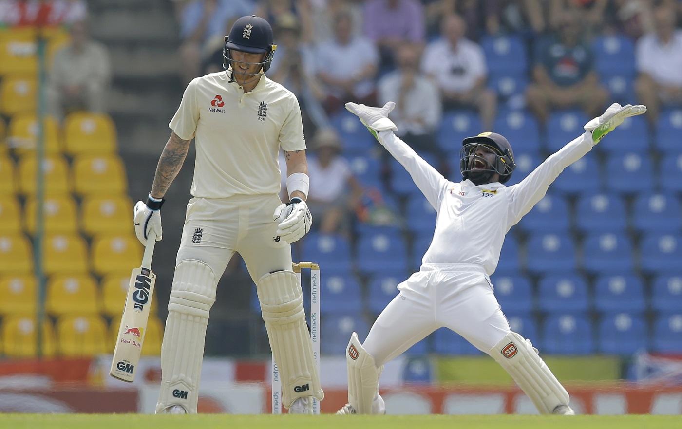 Sri Lanka vs England 2nd Test Day 1