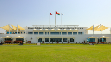 Oman Cricket Academy opened on November 5, 2018 and was endowed by His Majesty Sultan Qaboos