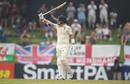 Sam Curran acknowledges his fifty, Sri Lanka v England, 2nd Test, Pallekele, 1st day, November 14, 2018