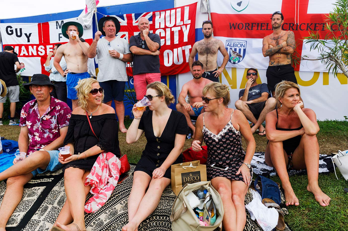 Yet more football evangelising, this time with dollops of shirtlessness