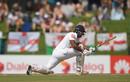 Dimuth Karunaratne settled into his innings, Sri Lanka v England, 2nd Test, Pallekele, 2nd day, November 15, 2018
