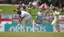 Dimuth Karunaratne was run out for 63, Sri Lanka v England, 2nd Test, Pallekele, 2nd day, November 15, 2018