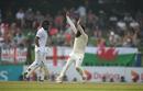 Moeen Ali appeals for the wicket of Akila Dananjaya, Sri Lanka v England, 2nd Test, Pallekele, 2nd day, November 15, 2018