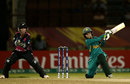 Javeria Khan hit six fours in her 36, New Zealand v Pakistan, Women's World T20, Providence, November 15, 2018