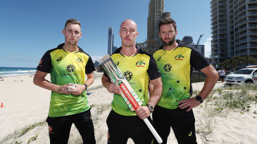 Australia will play at a new location for their T20I against South Africa on the Gold Coast