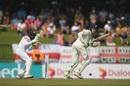 Keaton Jennings nudges the ball through square leg, Sri Lanka v England, 2nd Test, Pallekele, 3rd day, November 16, 2018