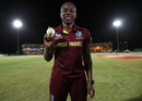 The one millionth recorded delivery in women's internationals was bowled by Shakera Selman in West Indies' win over Sri Lanka, West Indies v Sri Lanka, Group A, Women's World T20 2018, Gros Islet, November 16, 2018