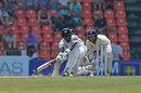 Angelo Mathews sweeps, Sri Lanka v England, 2nd Test, Pallekele, 4th day, November 17, 2018
