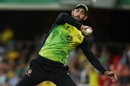 Glenn Maxwell's acrobatic effort dismissed Faf du Plessis, Australia v South Africa, only T20I, Carrara, November 17, 2018