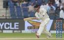 Kane Williamson held firm for New Zealand, Pakistan v New Zealand, 1st Test, Abu Dhabi, 2nd day, November 17, 2018