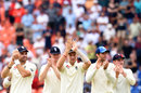 Joe Root leads the lap of honour after England's series win, Sri Lanka v England, 2nd Test, Pallekele, 5th day, November 18, 2018