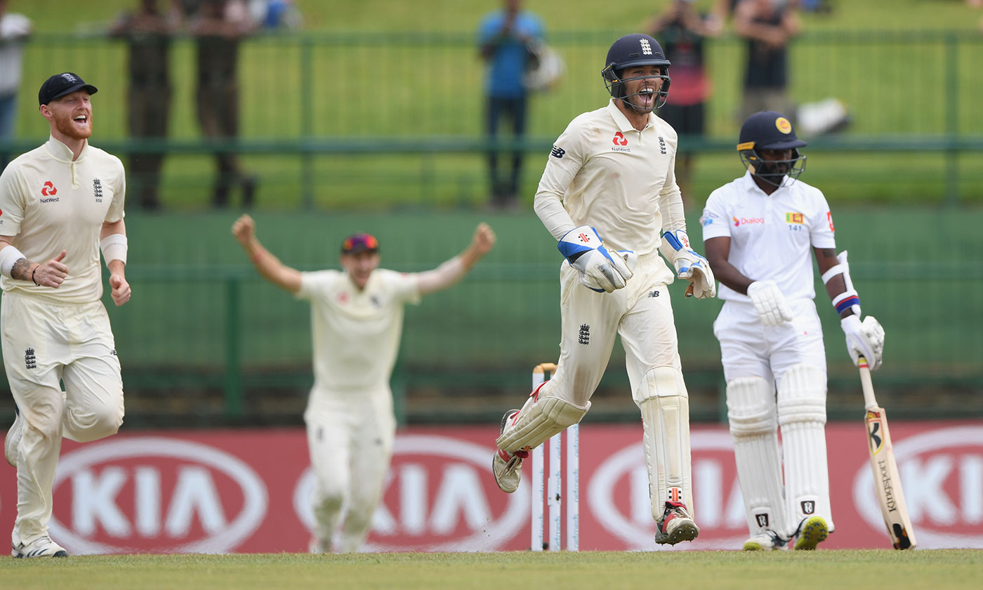 Dinesh Chandimal Out Of Third Test Against England 2