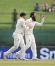 Moeen Ali claimed the key scalp of Niroshan Dickwella, Sri Lanka v England, 2nd Test, Pallekele, 5th day, November 18, 2018