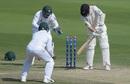 Kane Williamson was bowled by Yasir Shah for 37, Pakistan v New Zealand, 1st Test, Abu Dhabi, 3rd day, November 18, 2018