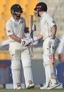 BJ Watling and Henry Nicholls get together, 1st Test, Abu Dhabi, 3rd day, November 18, 2018