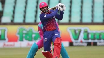 Asif Ali racked up a 21-ball half-century