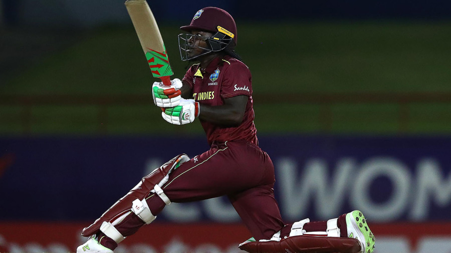 Deandra Dottin stars as West Indies seal last-over win