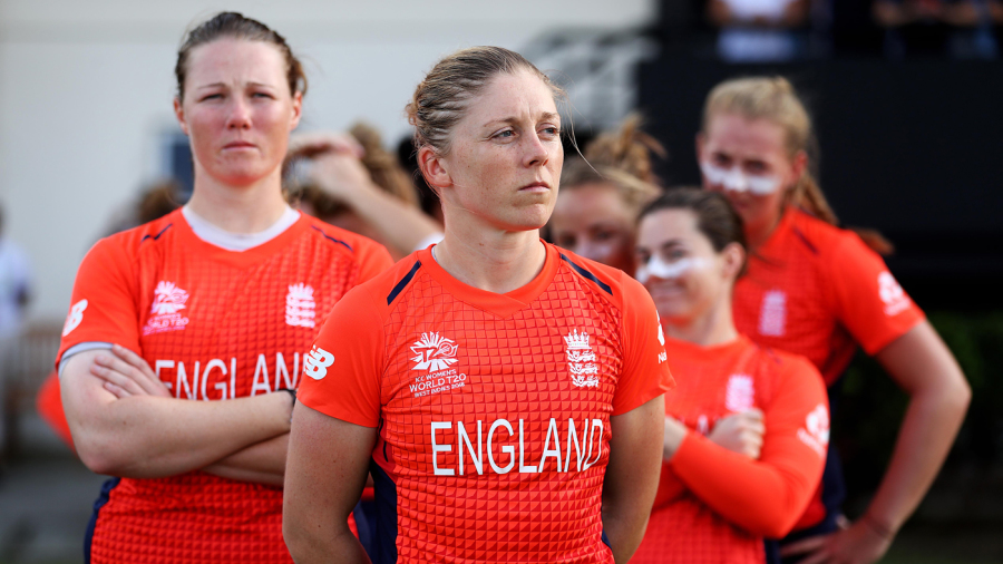 Heather Knight seeks 'composure' from England in knockouts