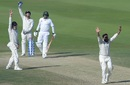 Ajaz Patel appeals successfully against Azhar Ali, Pakistan v New Zealand, 1st Test, Abu Dhabi, 4th day, November 19, 2018