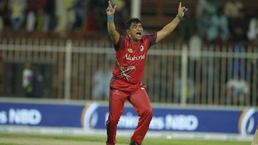 Pravin Tambe belts out an appeal