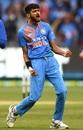Khaleel Ahmed celebrates Chris Lynn's wicket, Australia v india, 2nd T20I, Melbourne, November 23, 2018