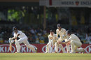 Roshen Silva was Keaton Jennings' fourth sharp catch of a remarkable display at short leg, Sri Lanka v England, 3rd Test, Colombo, 2nd day, November 24, 2018