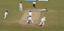 Malinda Pushpakumara dives to catch Joe Root, Sri Lanka v England, 3rd Test, SSC, Colombo, 3rd day, November 25, 2018
