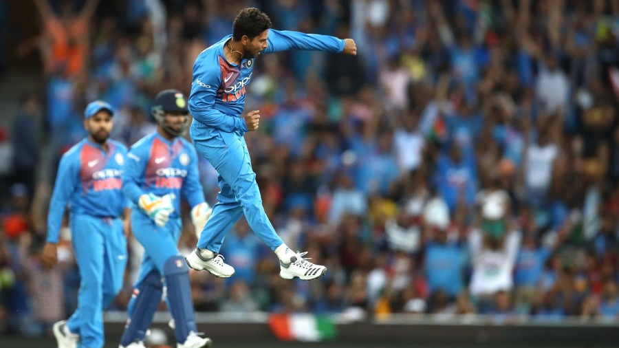 Four Indians In Cricket Australia's ODI Team Of The Year 9