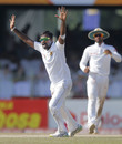 Malinda Pushpakumara appeals for a wicket, Sri Lanka v England, 3rd Test, SSC, Colombo, 3rd day, November 25, 2018