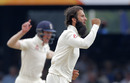 Moeen Ali struck twice with the new ball, Sri Lanka v England, 3rd Test, SSC, Colombo, 3rd day, November 25, 2018